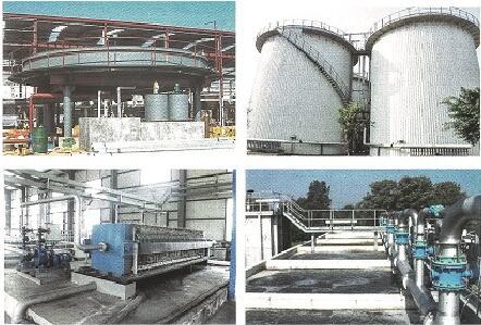 河南污水设备案例