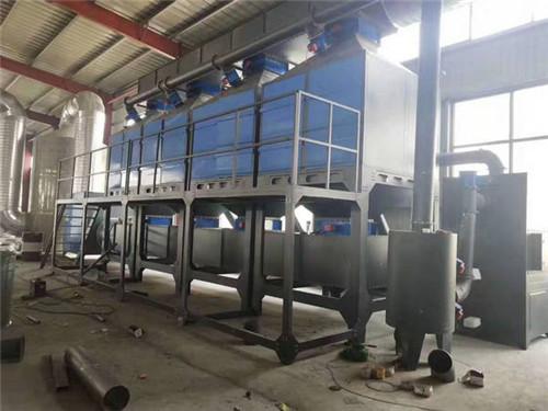 科信水工机械厂房