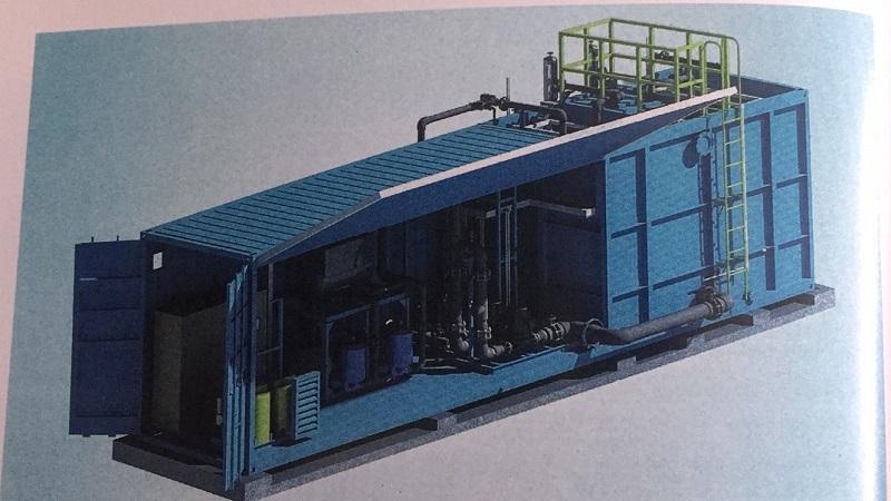 生活污水处理设备的用途及特点