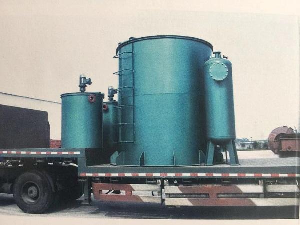 你知道气浮污水处理设备(竖流式)的应用范围及工作原理吗?