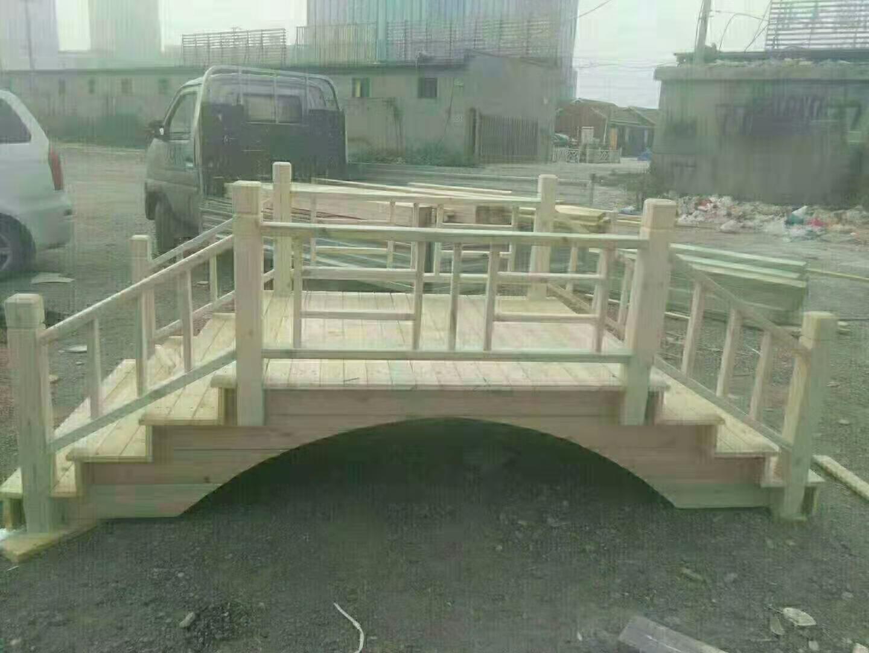 陕西木栈道设计