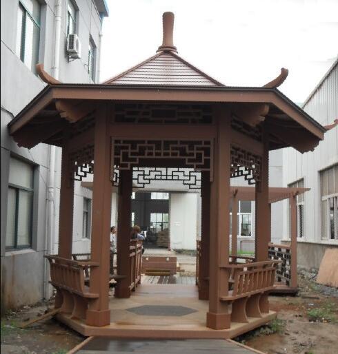 如果在农村,庭院凉亭建设哪种比较好