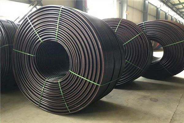 南阳赢源PE给水管厂家直销售 PE管环保材质 寿命长