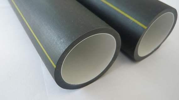 HDPE管材使用规格可定制 连接方便快捷