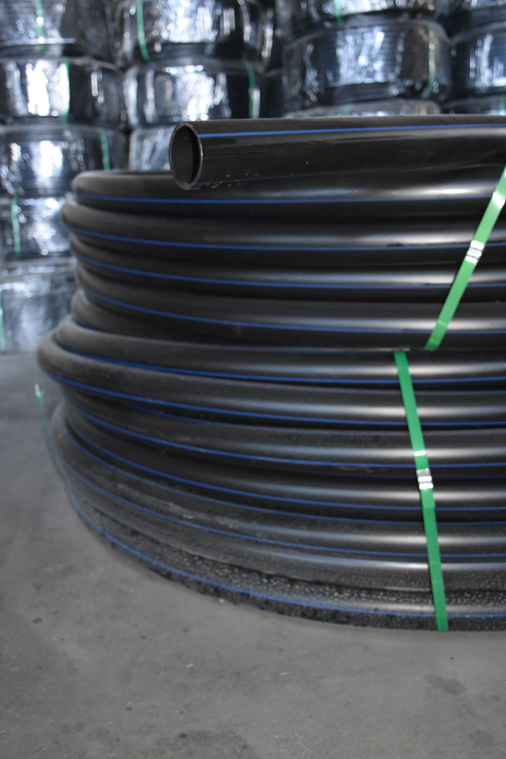 厂家直销HDPE管 大口径管材 型号齐全