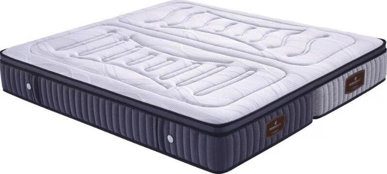 人棉纤维床垫  H-8809   贵州乳胶床垫