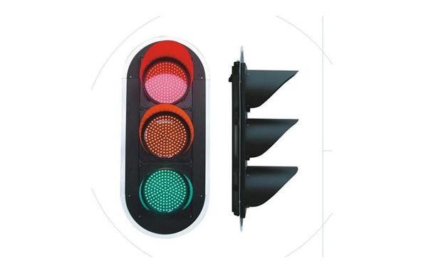 道路交通信号灯展示图