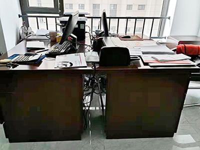 甘肃晟元交通设施办公室展示图