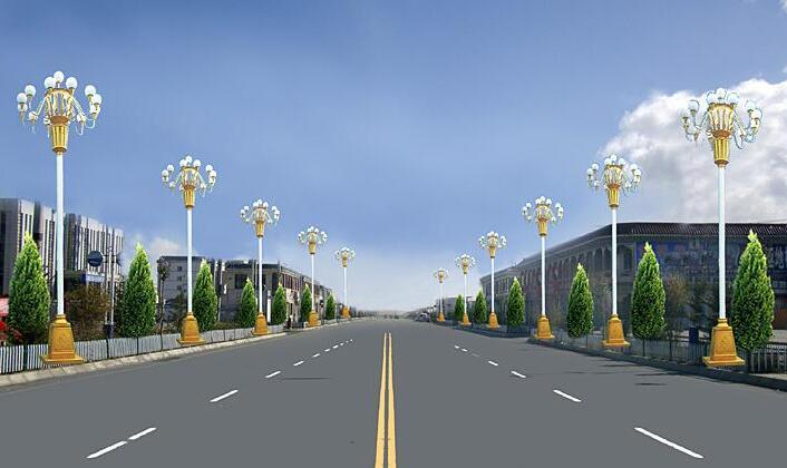 铁路信号灯展示图