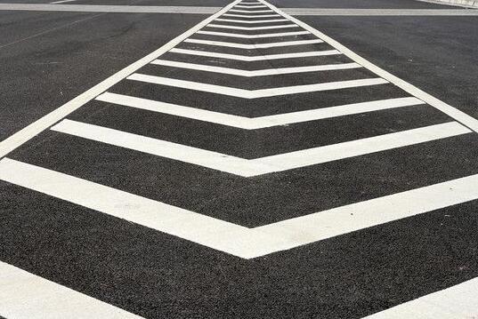 道路标志牌展示图