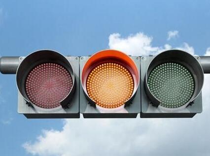 交通信号灯适用范围