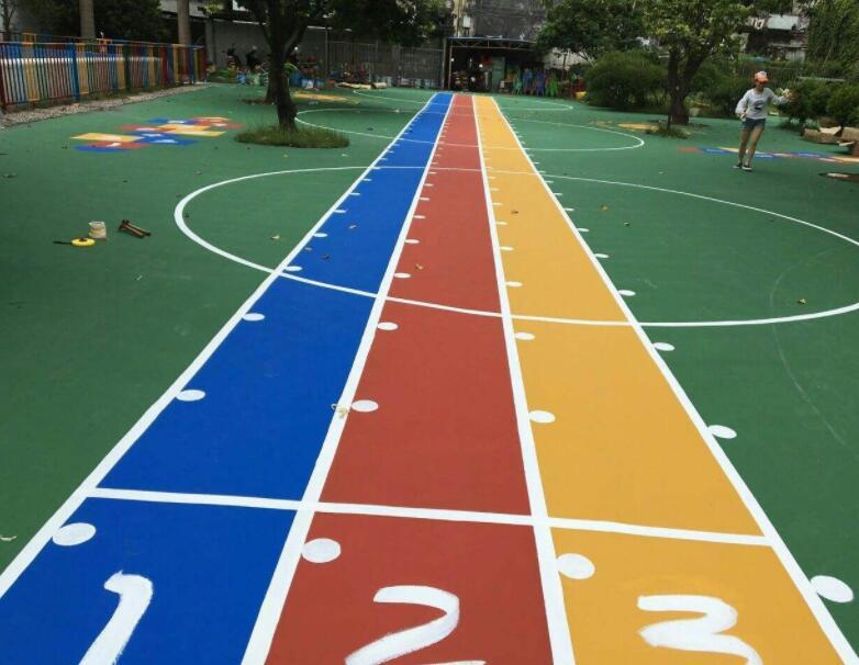 幼儿园彩色防滑