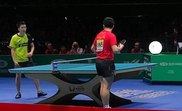 乒乓球团体世界杯..