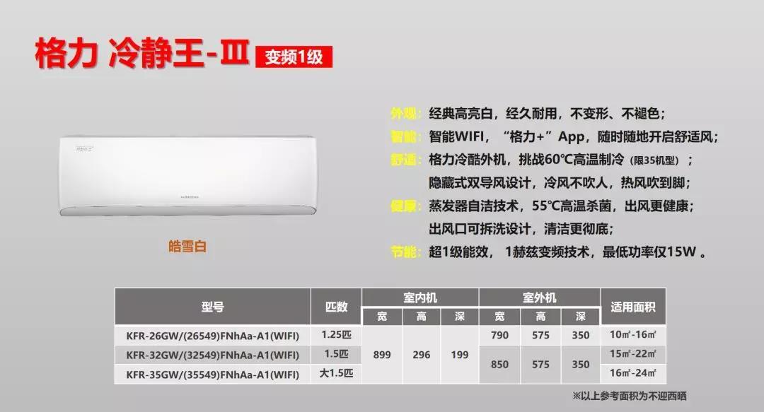 汉中格力空调价格