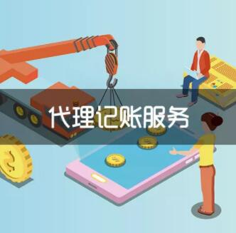 一般纳税人代理记账服务型公司