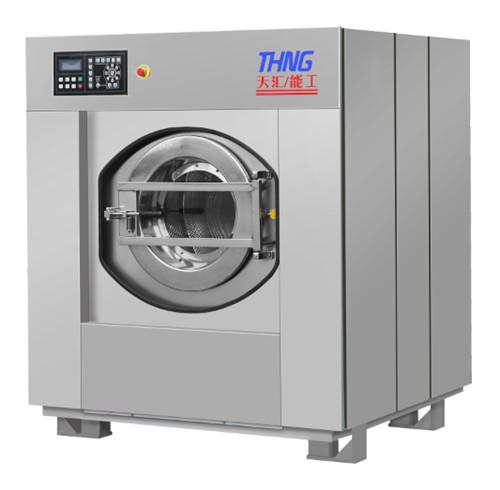 关于洗涤机械(悬浮式全自动洗脱机)变频器刹车电阻如何选择?
