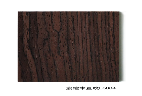 成都木饰面-F6004紫檀木直纹