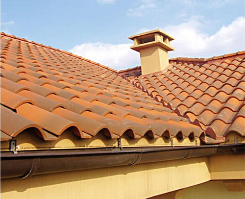 西瓦在建筑上的魅力之处你知道吗----四川西瓦