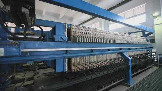 四川压滤机安装时需要注意的事项和安装后调试