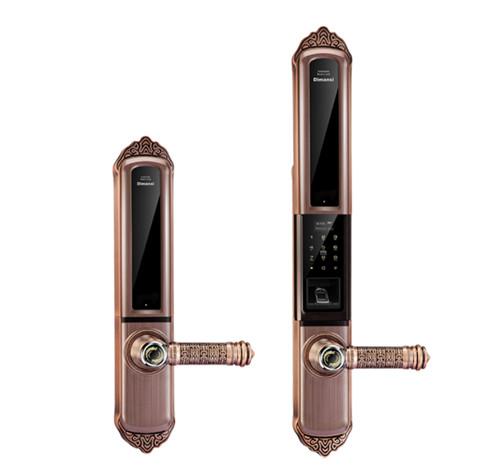 郑州指纹锁-LS-08 半导体