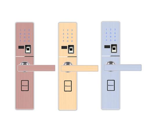 郑州指纹锁批发-LS-06