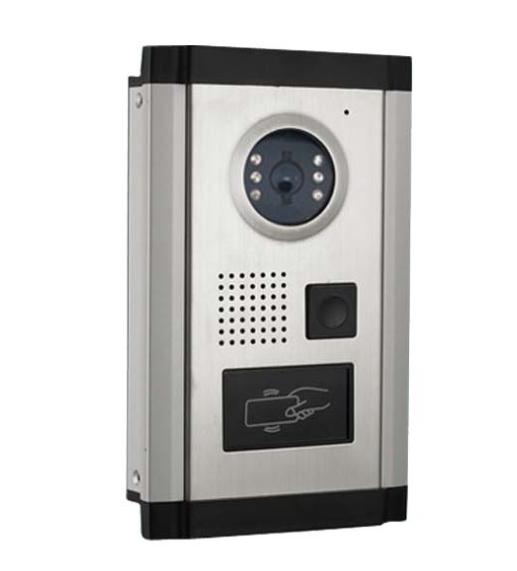 可视刷卡门口机(T-04G04CG)