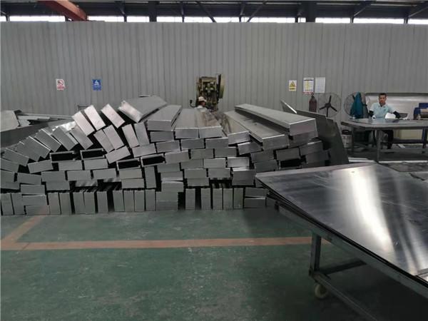 河南冲孔铝单板厂区风貌