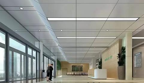 河南勾搭铝单板合作案例:省立医院