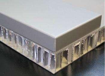 河南铝制蜂窝板