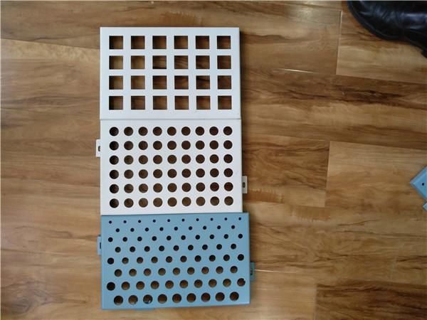 河南冲孔铝单板