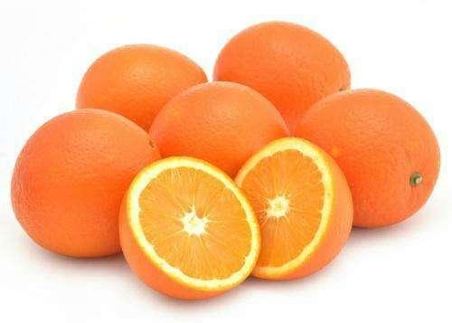 秭归圆红脐橙新鲜多汁