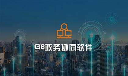 G6政务协同软件
