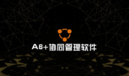 A6+协同管理软件