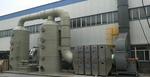陕西废气处理设备厂家