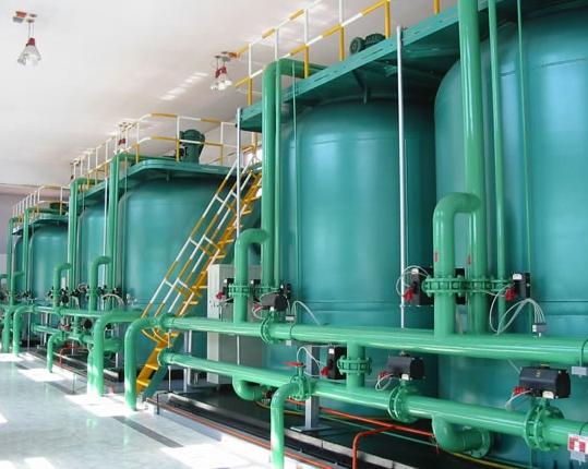 一体化污水处理设备使用前检查