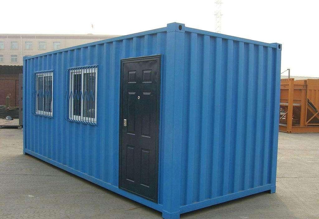 如何选择一个舒适的呼市集装箱房?
