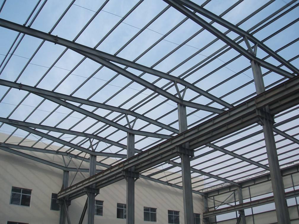 呼市钢结构施工这样干,安全提效高达5倍!