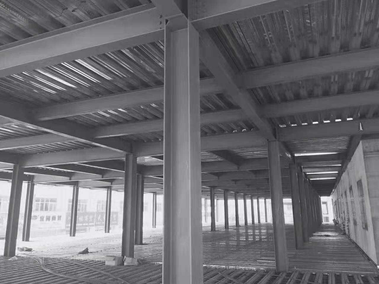 呼市钢结构厂家