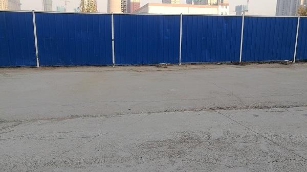 内蒙古围挡瓦工程