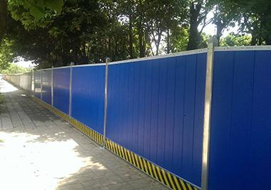 在施工现场进行围挡设置有哪些规范,大家知道吗?