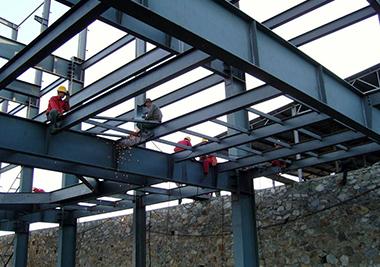 呼市钢结构与框架结构中的钢框架有啥区别呢?