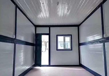 内蒙古折叠彩钢房