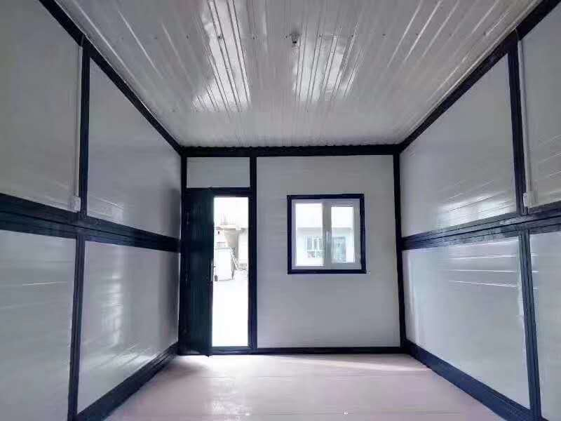 折叠彩钢房