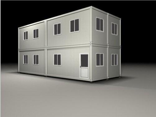 呼市集装箱房