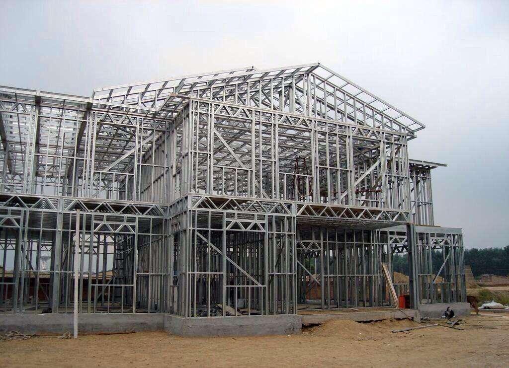 呼市钢结构工程