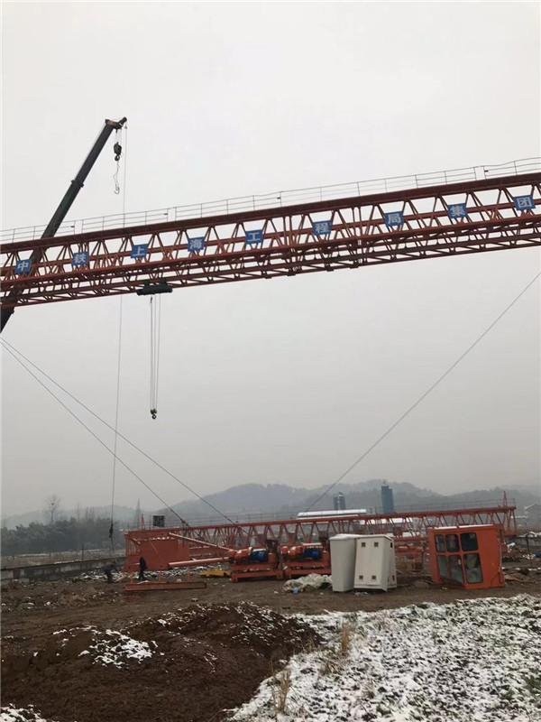 中铁上海工程局市政公司施工现场
