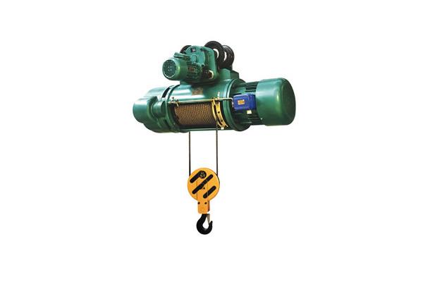 使用电动葫芦进行工作的时候记得千万不能超载使用哦