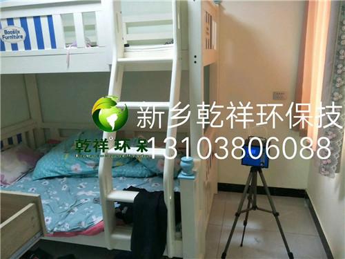 新乡市张庄社区室内装修污染检测