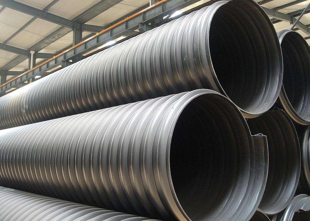 四川HDPE钢带波纹管厂家