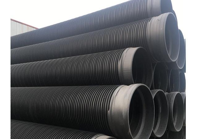 四川hdpe塑钢缠绕管